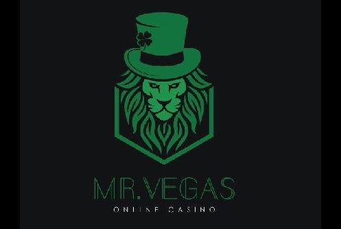 Mr Vegas casino stor logo