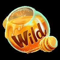 Mystic Hive wild pot symbol