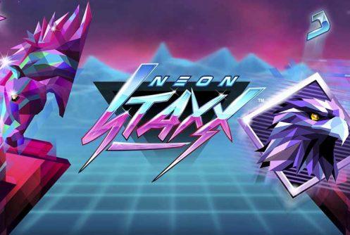 Neon Staxx automat