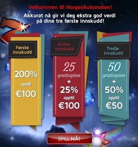 NorgesAutomaten-bonusplakat