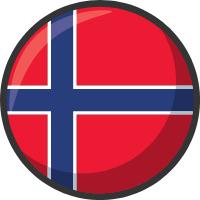 Norsk flagg ikon