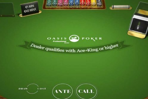 Oasis Poker bordspill