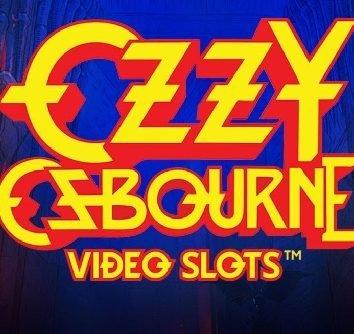 Ozzy Osbourne slots logo