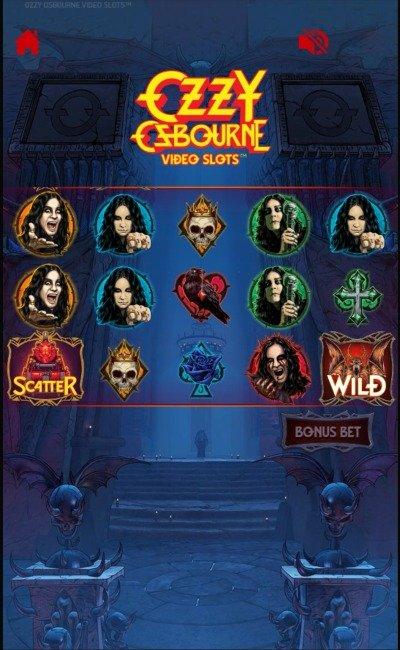 Ozzy Osbourne symboler oh animasjoner