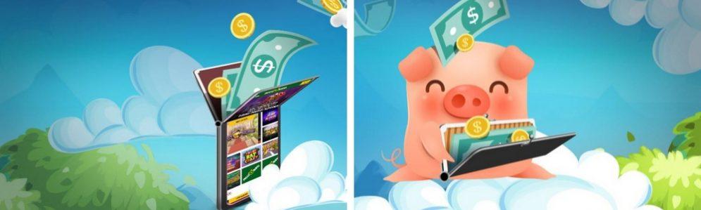 PIGGY BANG BANNER 2