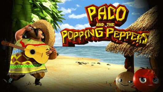 Paco and the Popping Peppers automat