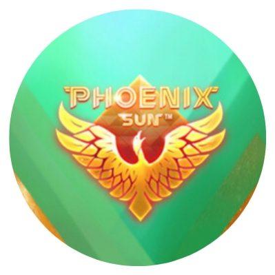 Phoenix Sun - rundt bilde.