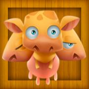 Pigasus karakter