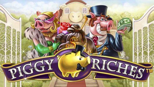 Piggy Riches automat