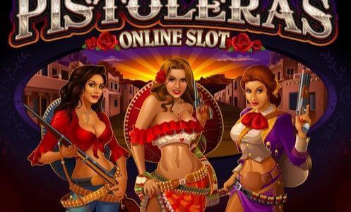 Pistoleras - online slot