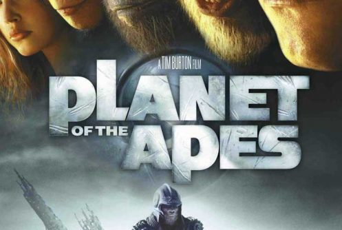 Planet of the apes automat