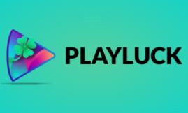 Playluck logo