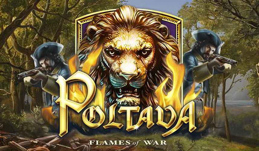 Poltava Flames of War online slot spilleautomat