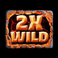 Primal Hunt wild symbol