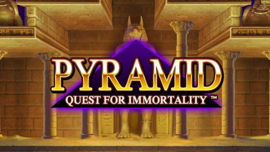 Pyramid Quest for Immortality automat
