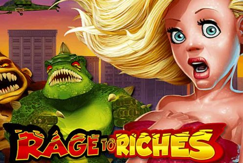 Rage To Riches automat