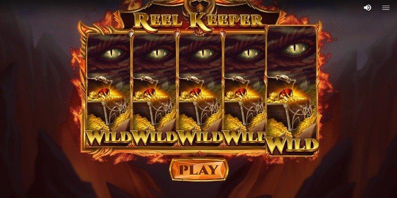 Reel Keeper design og tema