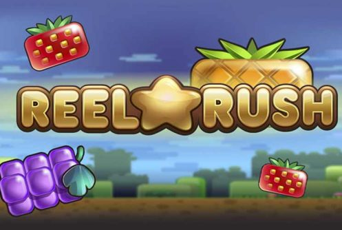Reel Rush automat