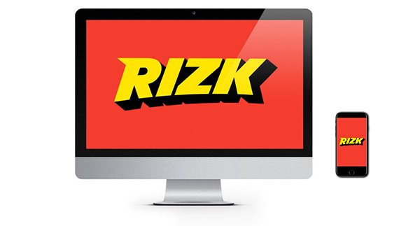 Spill Rizk Casino på data eller mobil.