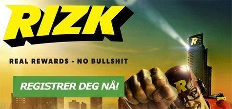 Rizk-registrering