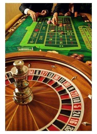 RouletteSpilling