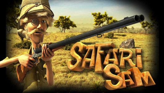 Safari Sam automat