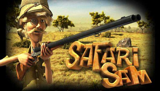 Safari Sam automat
