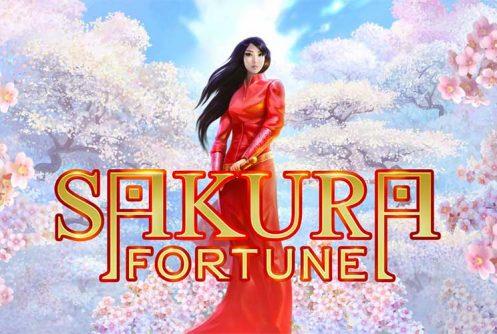 Spilleautomat Sakura Fortune