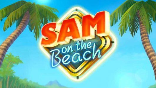Sam on the beach online slot spilleautomat