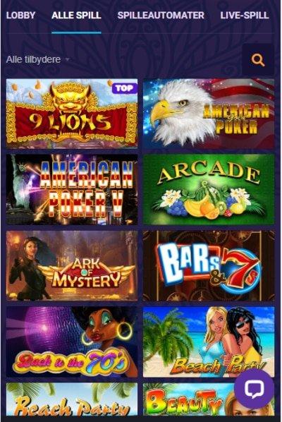 Samosa casino games