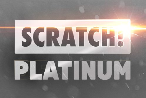 Scratch Platinum logo