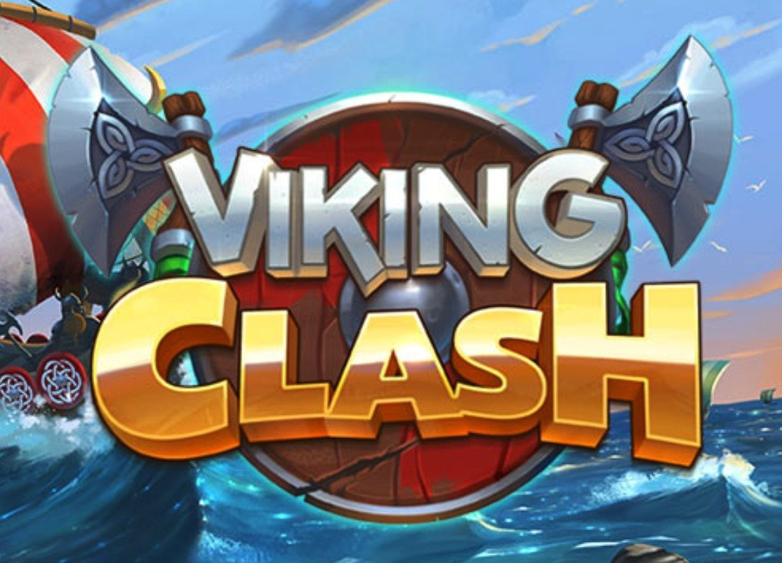 Vikings Clash - Spilleautomat fra Push Gaming