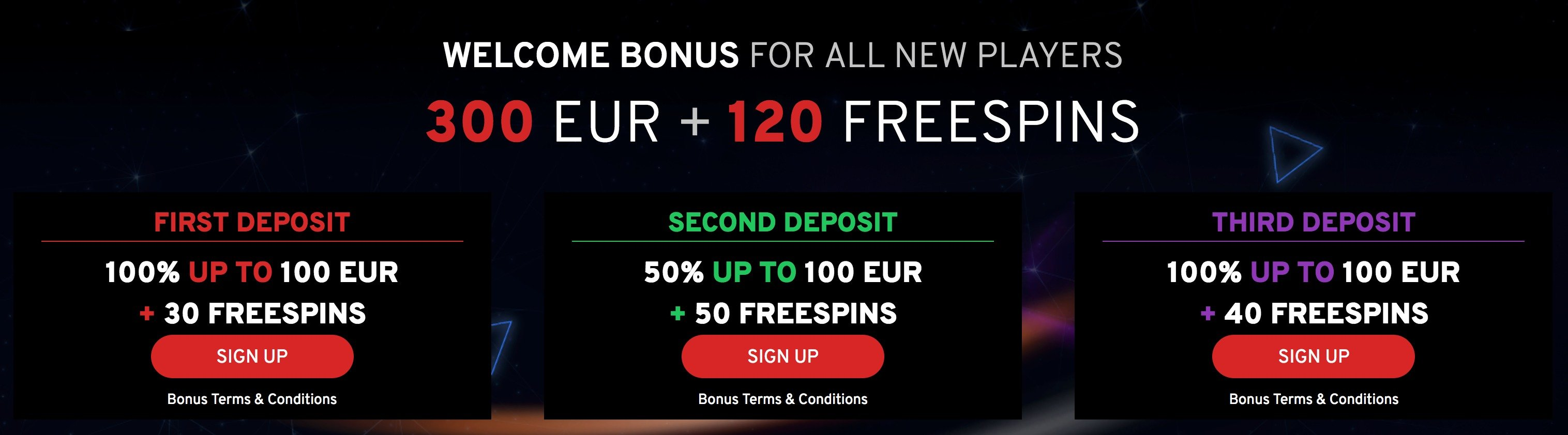 N1 Casino - Velkomstbonus