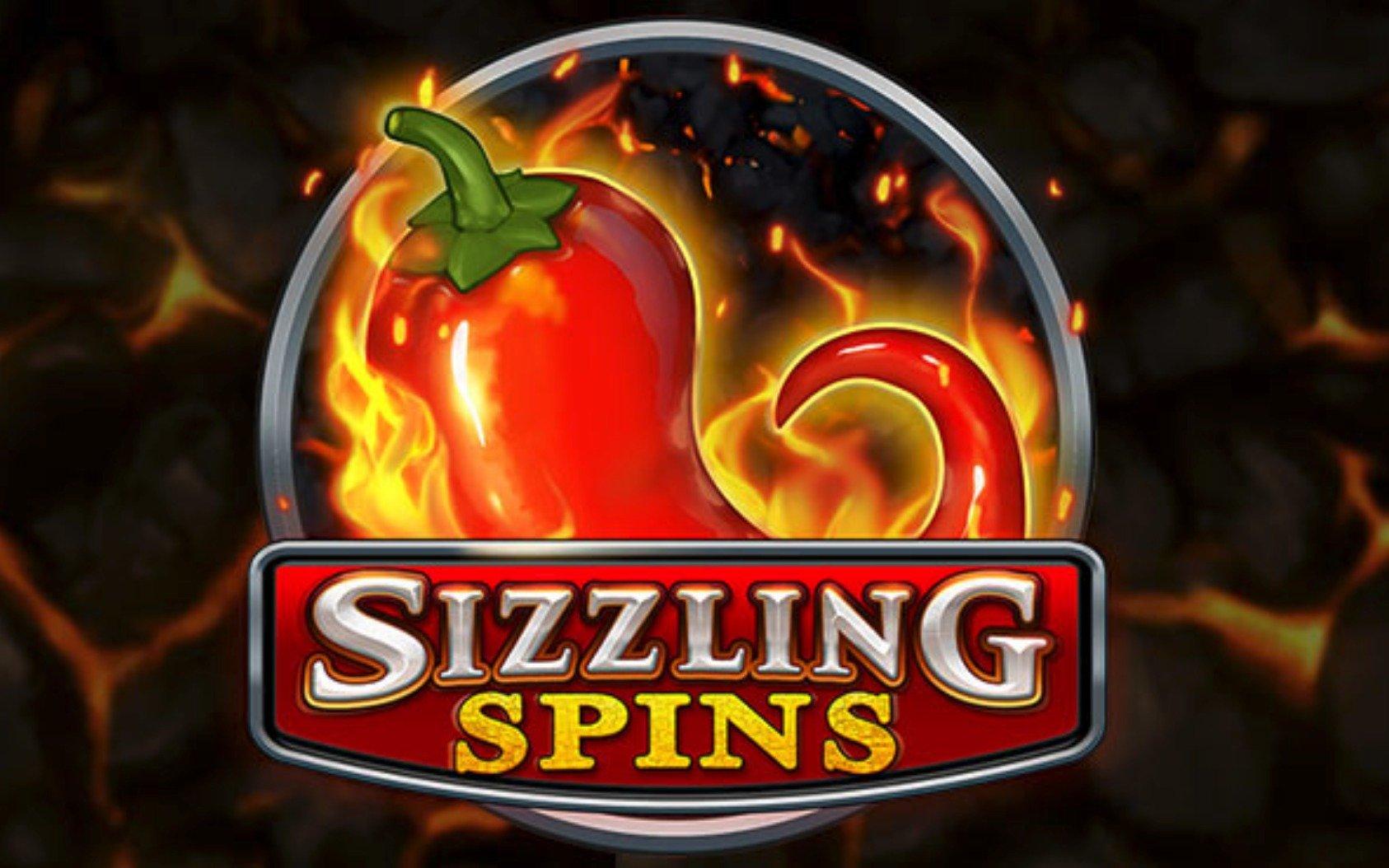 Sizzling Spins - fra Play n Go