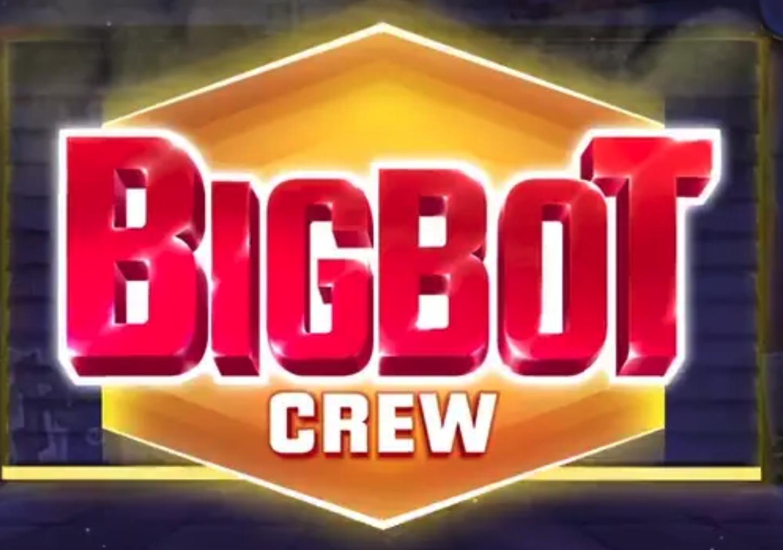 BigBot Crew - Spilleautomat fra Quickspin