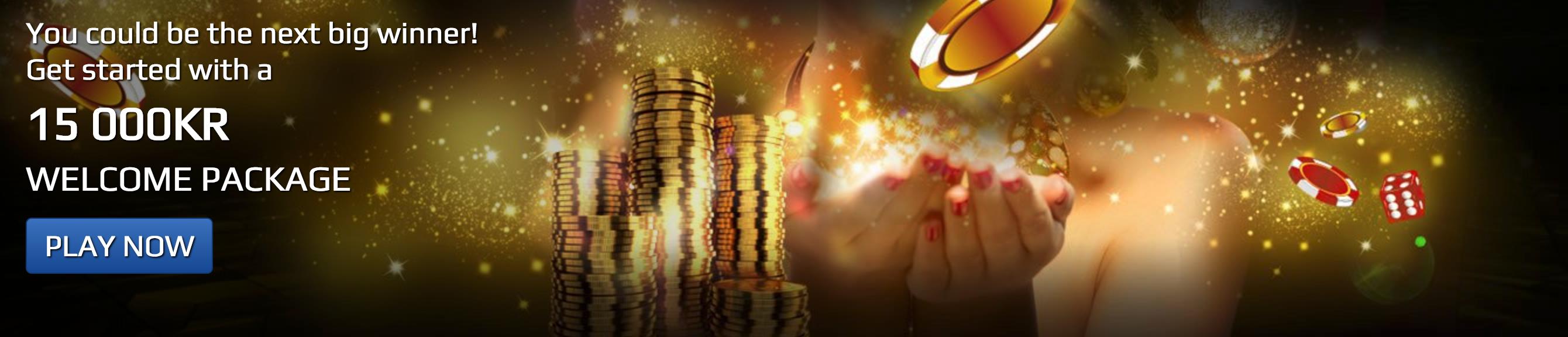 AllSlots Casino - Velkomstbonus