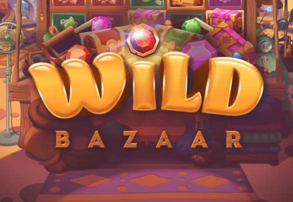 Wild Bazaar - NetEnt