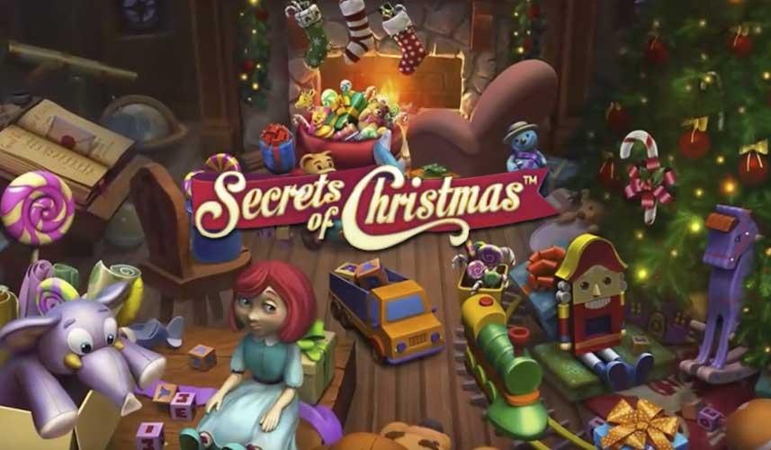 Secrets of Christmas automat