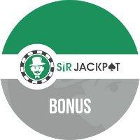 Casinobonus hos Sir Jacktpot.