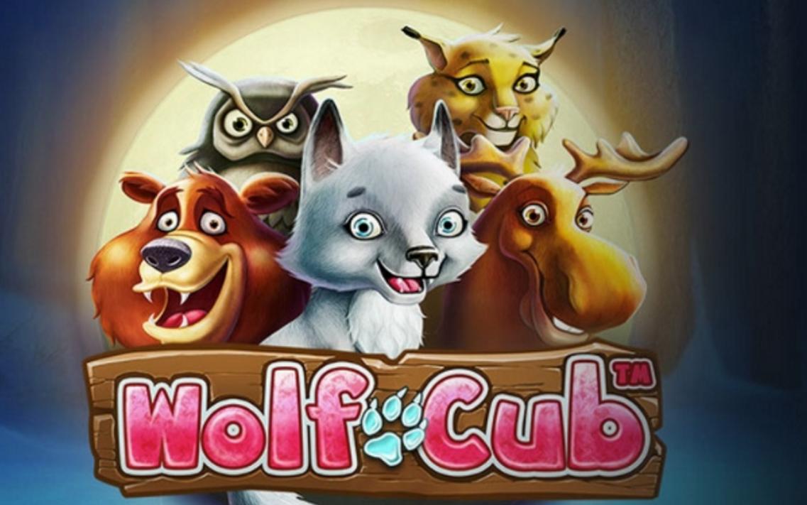 NetEnt Wolf Cub
