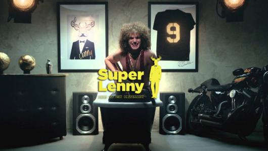 SuperLenny odds på Eurovision