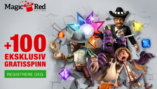 Magic Red Velkomstbonus
