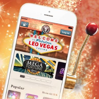 Leo Vegas vinner