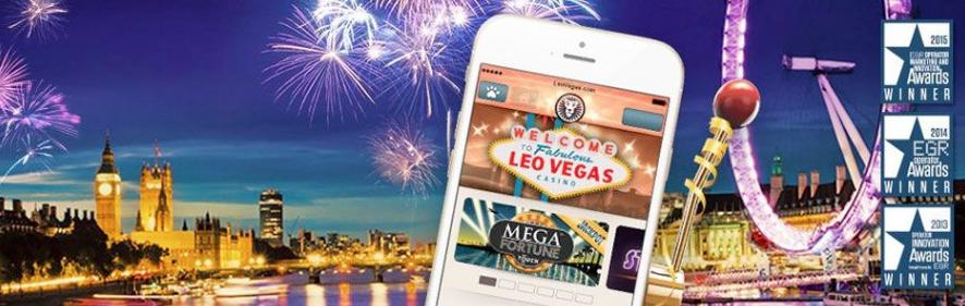 Leo Vegas Mega Fortune