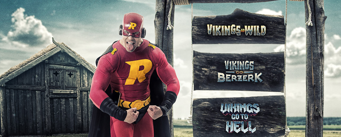 Rizk Casino - Vikings Go to Hell