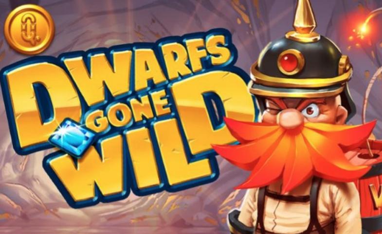 Dwarfs Gone Wild - Ny spilleautomat fra Quickspin