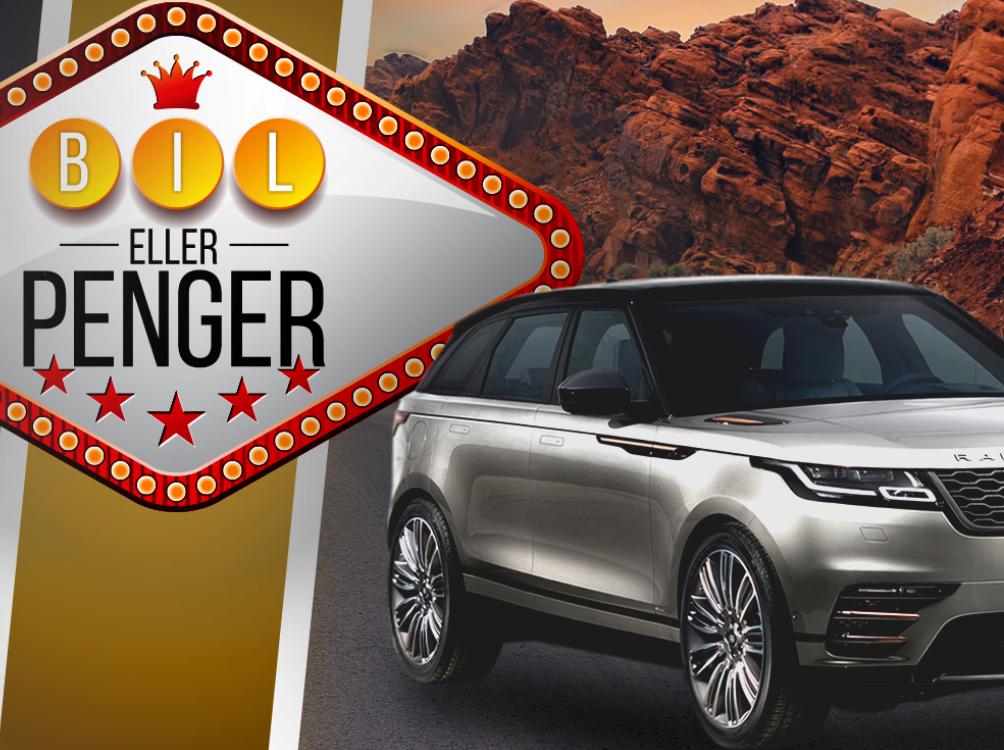 Vinn Range Rover hos Dream Vegas Casino