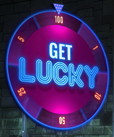 Vegas Casino - Wheel of Fortune