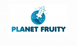 Planet Fruity - Logo