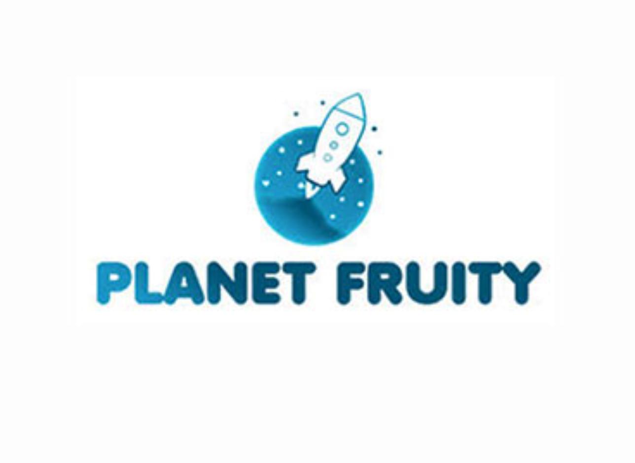 Planet Fruity - Logo
